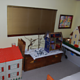 the dollhouses
