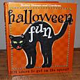 halloween fun book