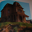 the bates house
