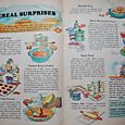 cereal surprises