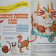 circus parade cake