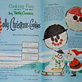 jolly christmas cookies