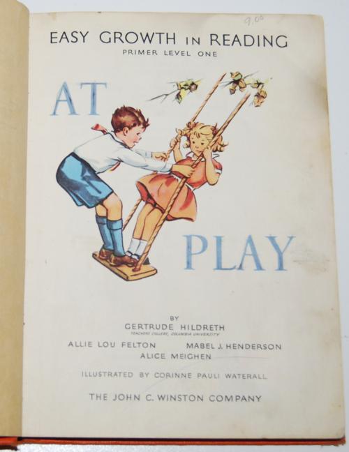 At play reader