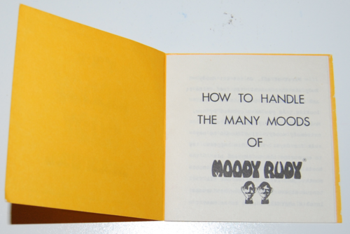 Moody rudy manual