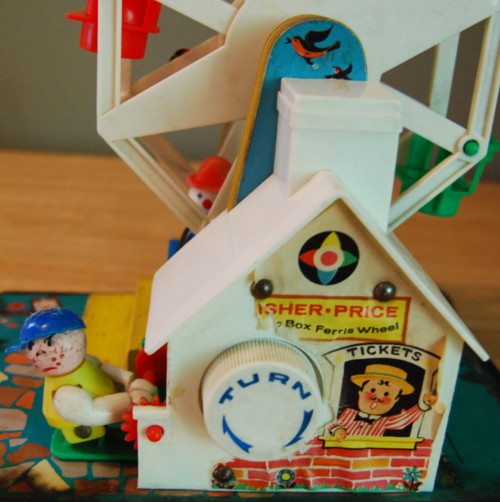 Fisher price ferris wheel music