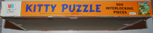 Kitty puzzle 1968 mb side