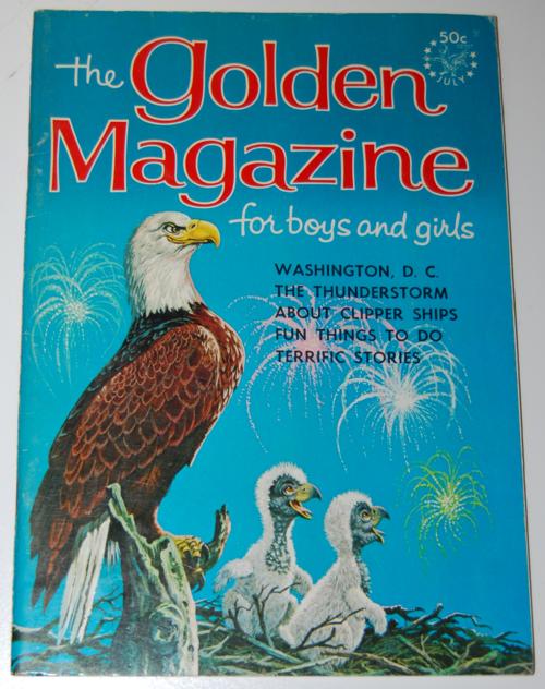 Golden magazine 1967 july