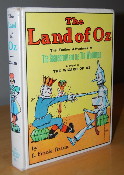Vintage land of oz