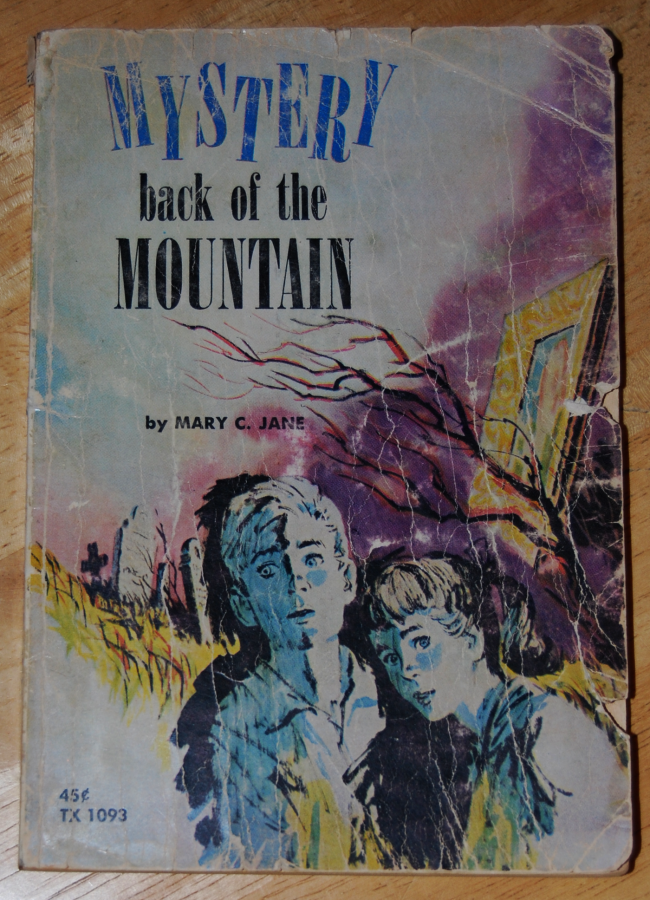 flashback friday favorite ~ mystery back of the mountain