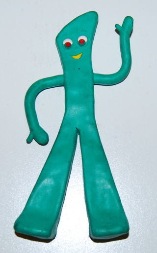 Lakeside gumby bendy