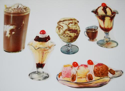 Vintage treats