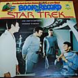 star trek book & record