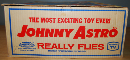 Johnny astro box