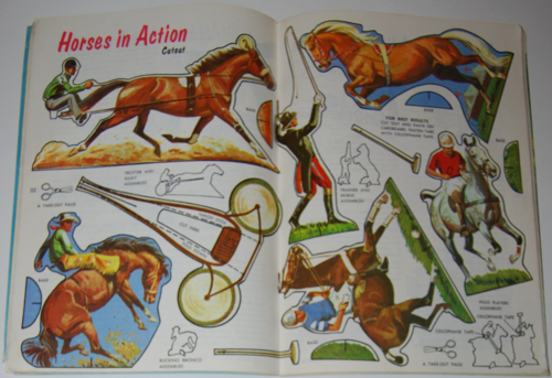 Golden magazine july 1967 cutout