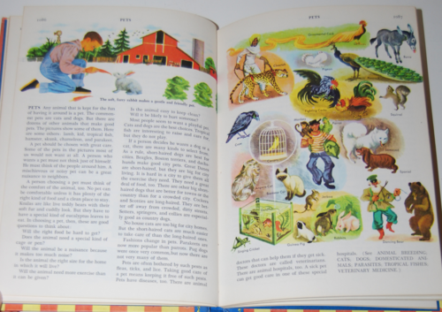 Golden book encyclopedia 1959