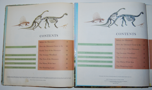 Dinosaurs book 3