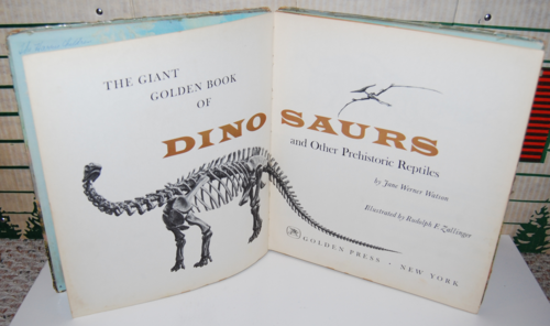 Dinosaurs book 4