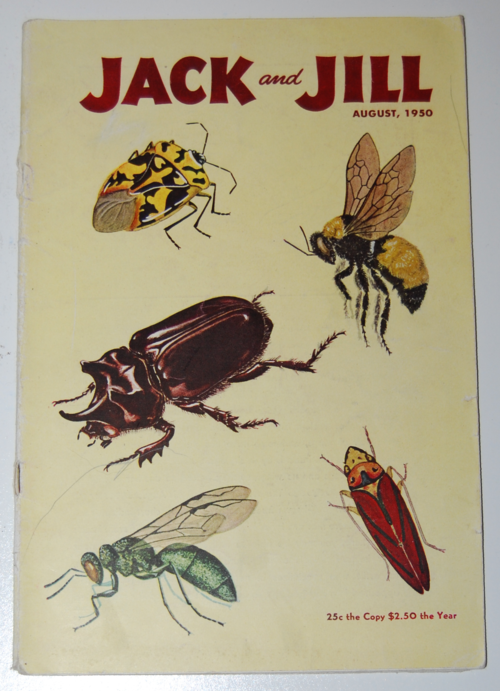 August 1950 jack and jill