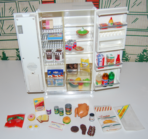 Kitchen littles fridge