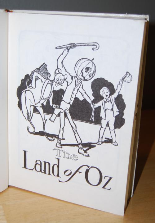 Vintage land of oz 3