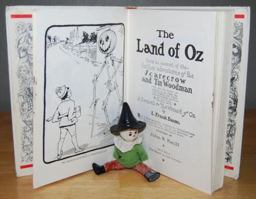Vintage land of oz 4