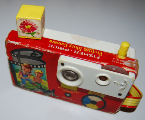 Fisher price camera 3