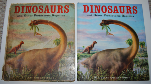 Dinosaurs book 2