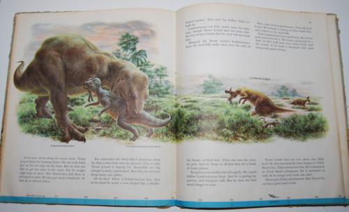 Dinosaurs book 12