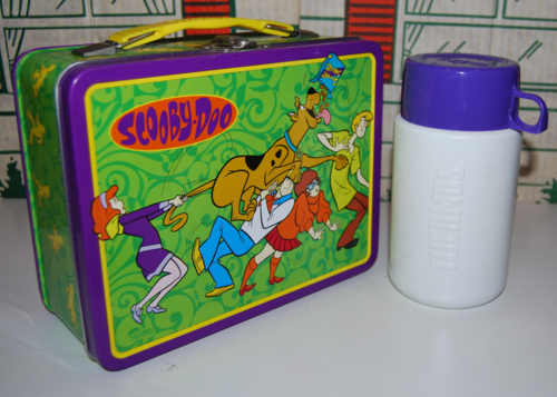 Scooby doo lunchbox 5