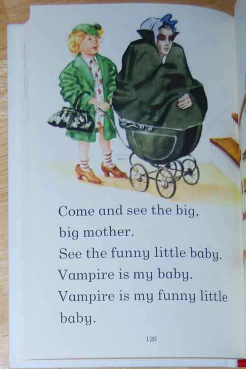 Dick & jane & vampires 5