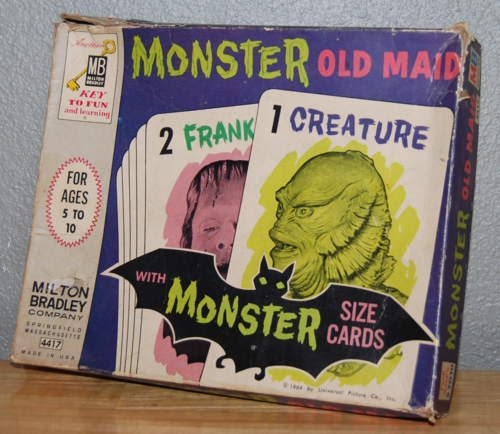 Mb monster old maid