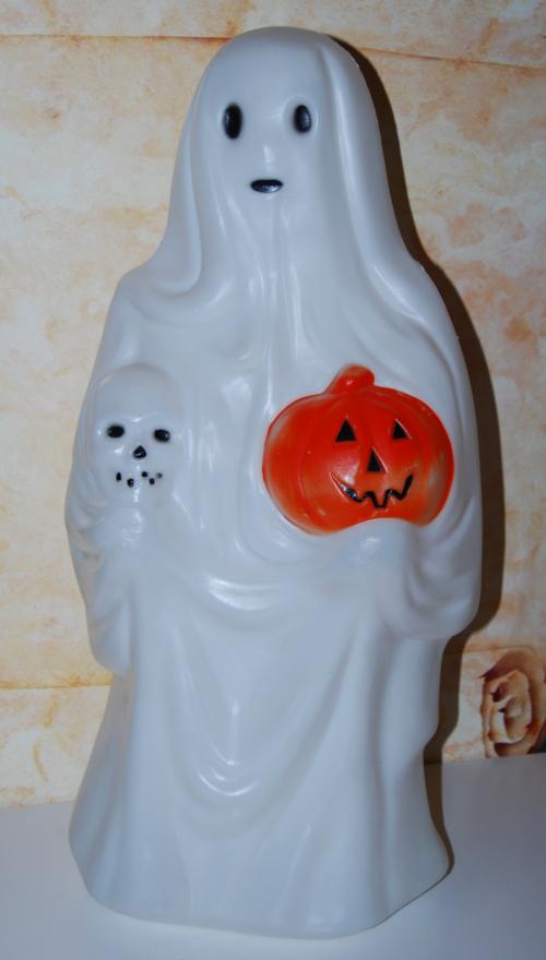 Blowmold ghost