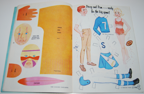 Golden magazine november 1964 4
