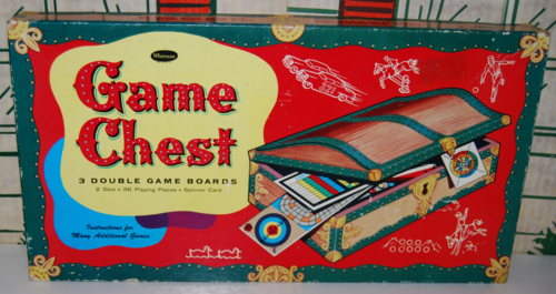 Whitman game chest 2