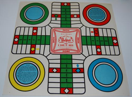Whitman game chest 4