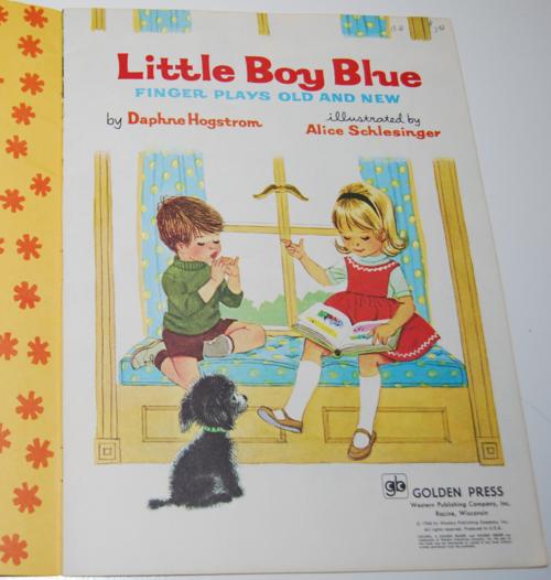 Gb little boy blue 3