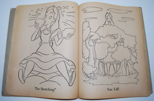 1951 alice paint book 5