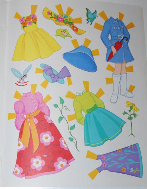 Alice in wonderland paperdolls 4