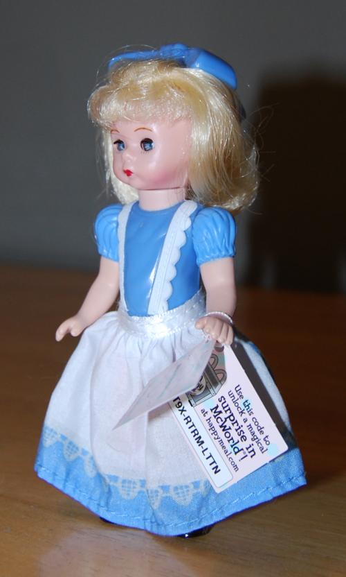 Alice doll madam alexander 2
