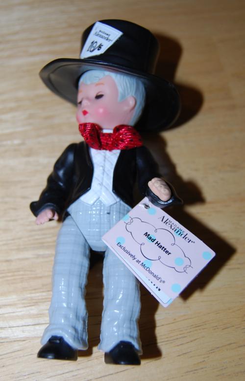 Madame alexander mad hatter 4