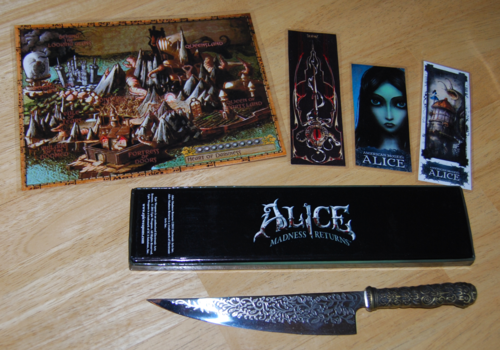 American mcgee's  alice vorpal blade 2