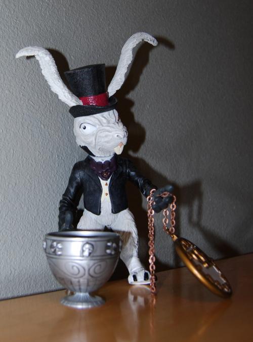 Am mcgee's alice white rabbit