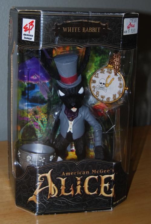 Am mcgee's alice black rabbit variant 3