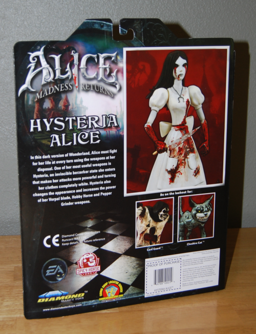 Am mcgee hysteria alice 3