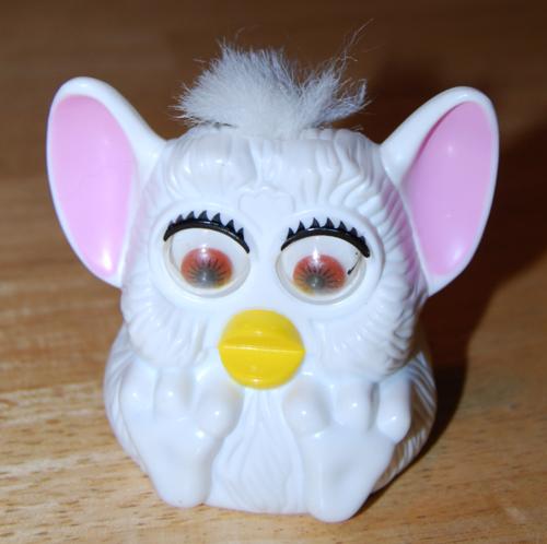 Furby mcd sound prize