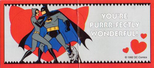 Batman valentine 1992