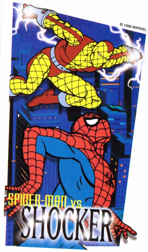 Spiderman valentine 1996 2