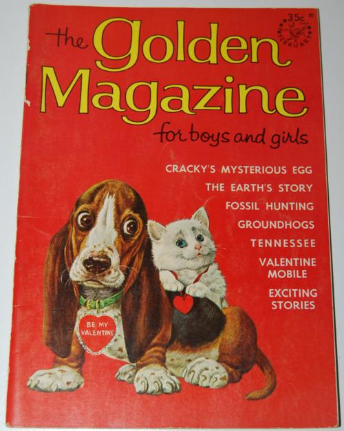 Golden magazine february 1965