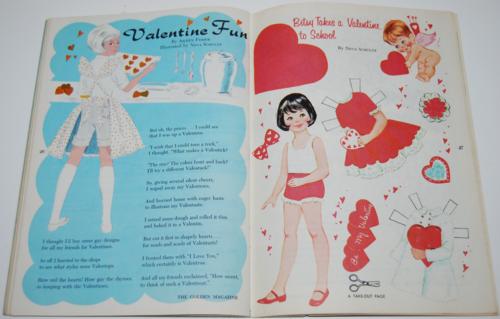 Golden magazine february 1965 6