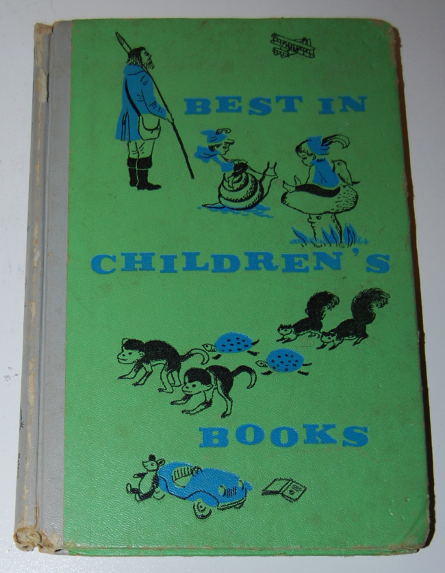 flashback friday favorite ~ best in children's books